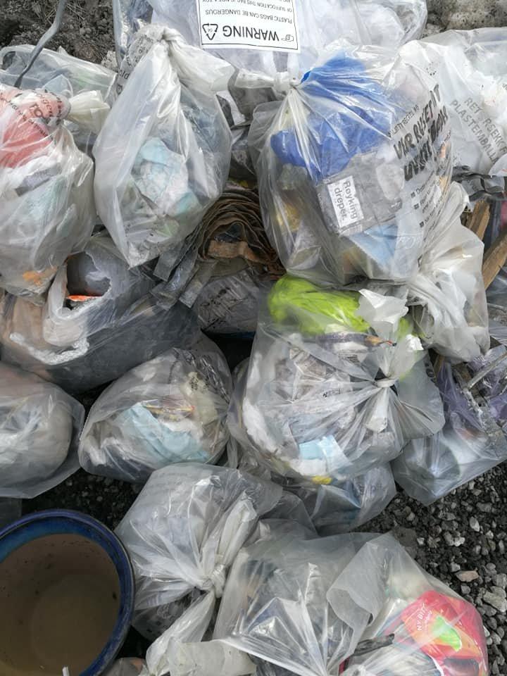 Søplesekker